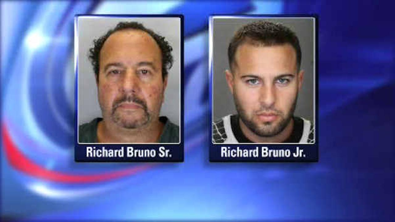 Father and son charged with running Suffolk County drug ring