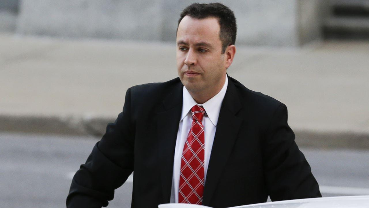 court docs jared fogle paid to have sex underage girls at former subway pitchman jared fogle arrives at the federal courthouse in napolis thursday nov