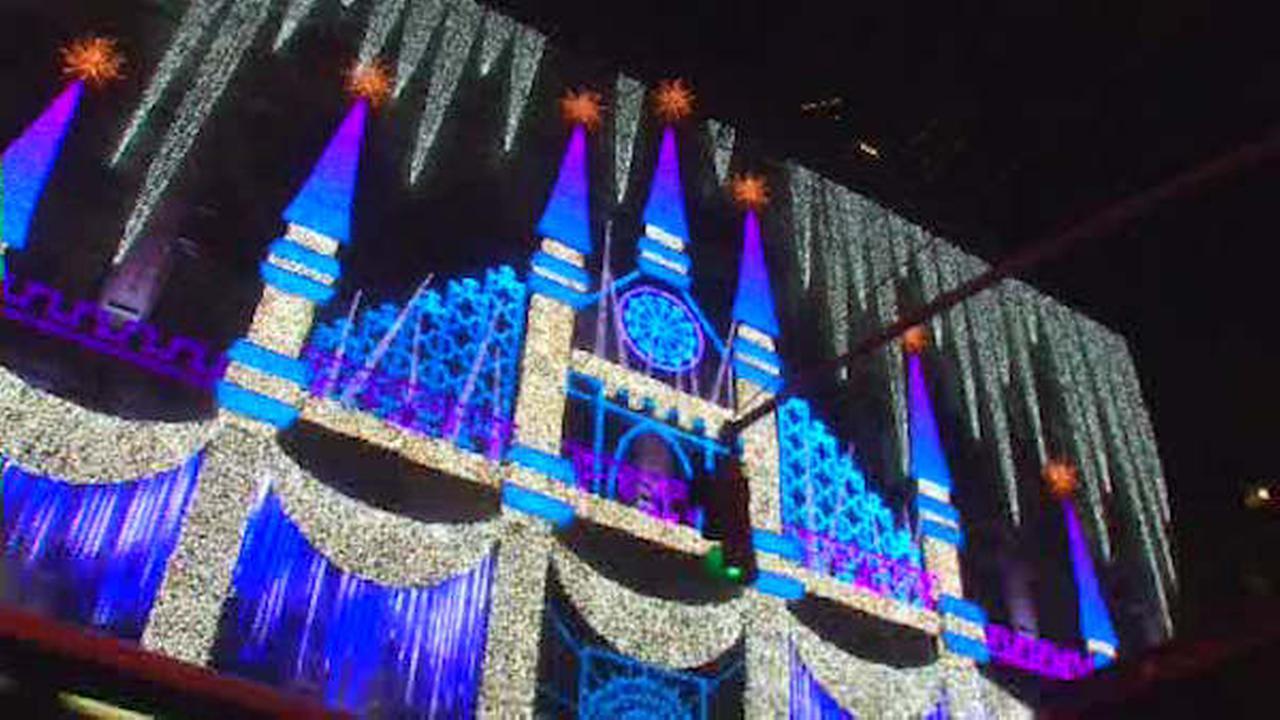Christmas Light Show Long Island
