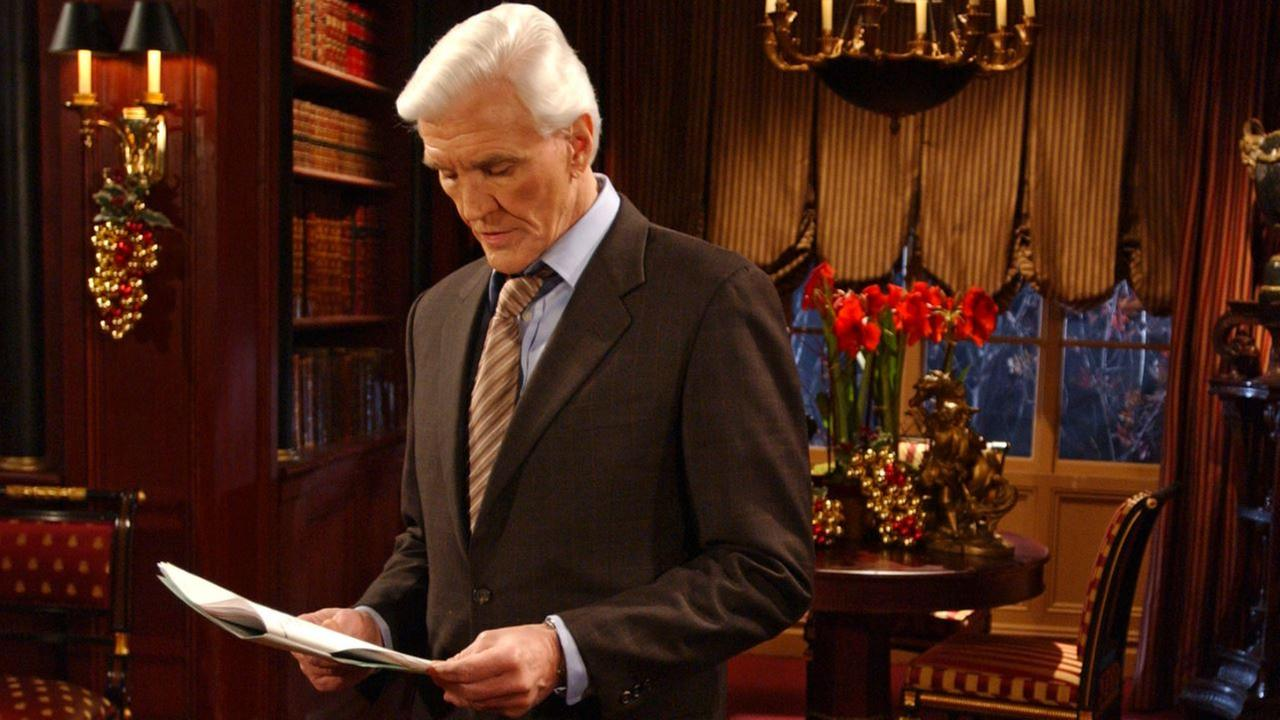 David Canary plays the role of both Adam and Stuart Chandler in the ABC daytime drama, All My Children.