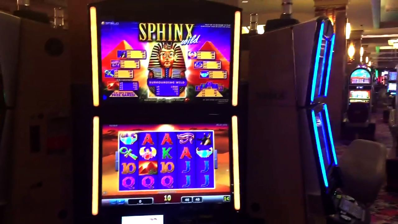 Slot machine gambling