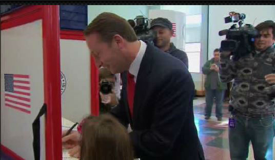 "<div class=""meta image-caption""><div class=""origin-logo origin-image ""><span></span></div><span class=""caption-text"">Rob Astorino casts his vote. He is running against incumbent Governor Andrew Cuomo in New York's gubernatorial race.</span></div>"