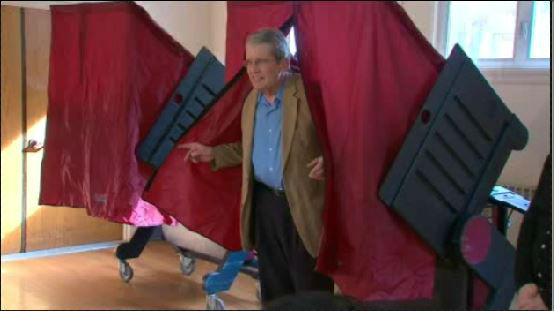 """<div class=""""meta image-caption""""><div class=""""origin-logo origin-image """"><span></span></div><span class=""""caption-text"""">Jeff Bell, candidate for New Jersey senator, casts his vote. </span></div>"""