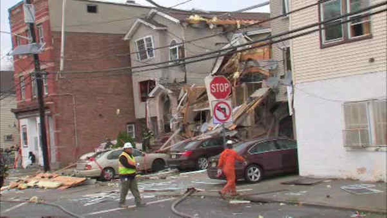 2 more victims die from November house explosion in Elizabeth