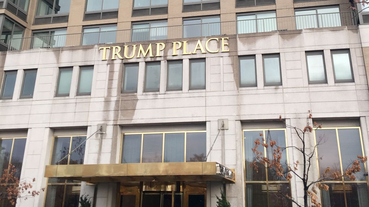 NYC\'s \'Trump Place\' apartments changes to \'more neutral\' name ...