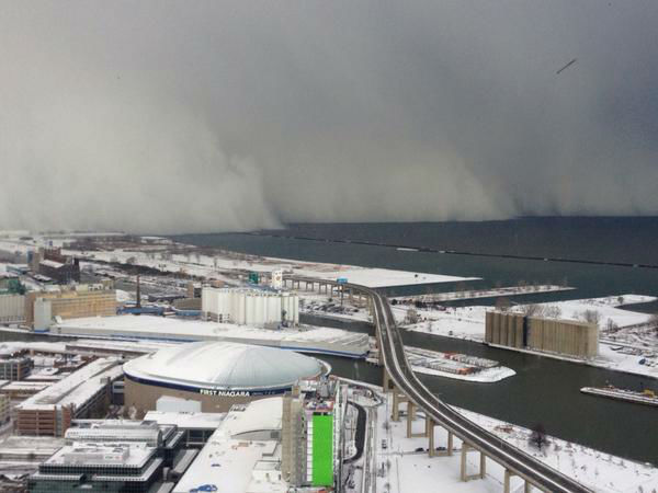 photos  incredible snow in buffalo and upstate new york