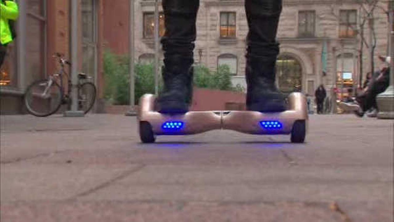 Amazon offering full refund if you want to return hoverboard