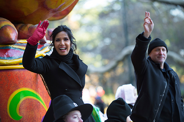 "<div class=""meta image-caption""><div class=""origin-logo origin-image ap""><span>AP</span></div><span class=""caption-text"">Padma Lakshmi appears at the 91st Macy's Thanksgiving Day Parade on Thursday, Nov. 23, 2017, in New York. (Photo by Scott Roth/Invision/AP)</span></div>"