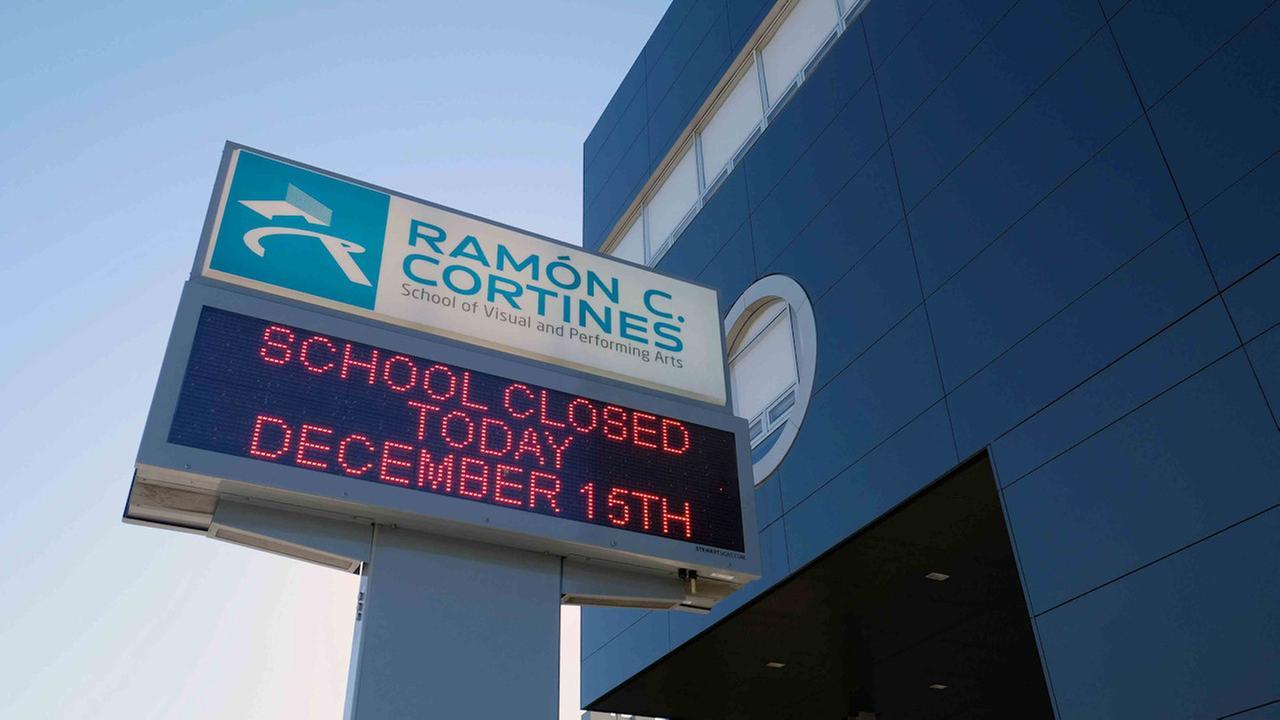 los angeles schools closed