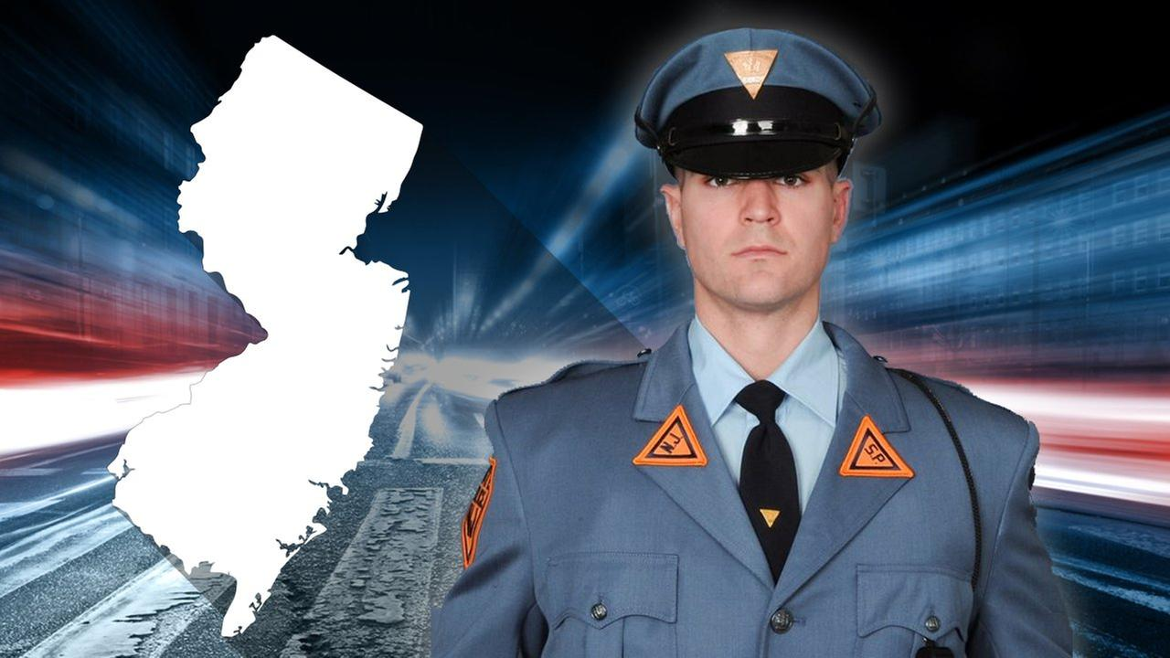State trooper killed in crash in southern New Jersey