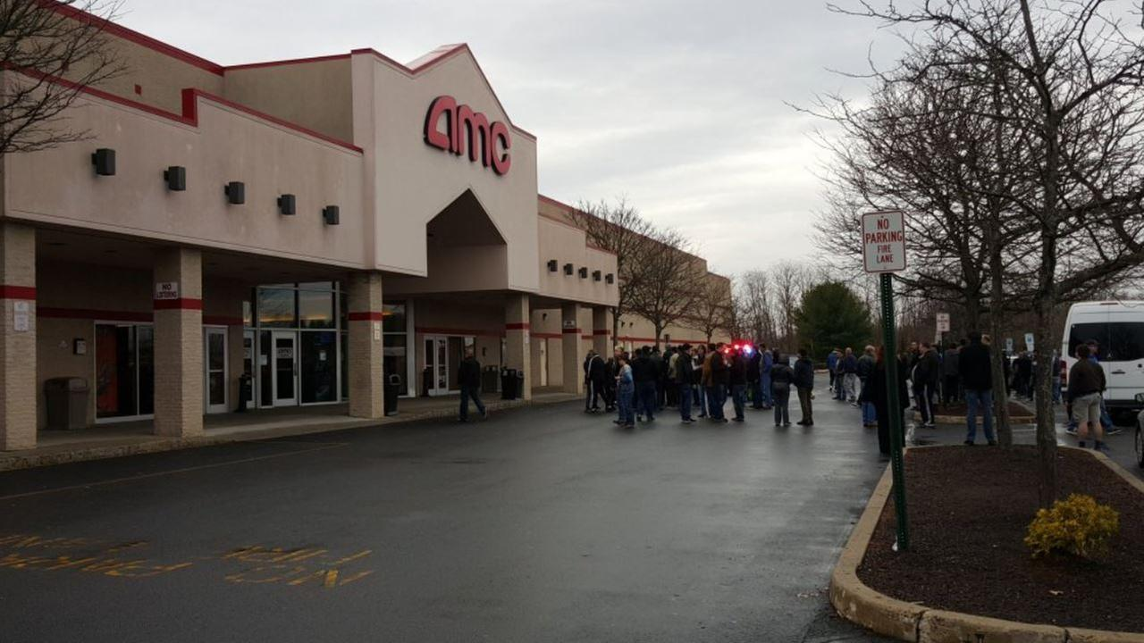 Amc Theatre Evacuated During Star Wars Showing In Freehold