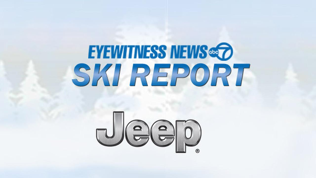 The Eyewitness News Ski Report