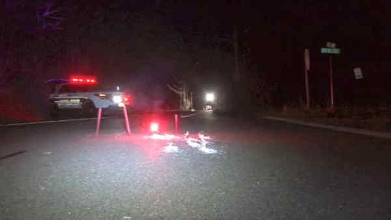 Police looking for suspect in hit-and-run death of bicyclist in Suffern