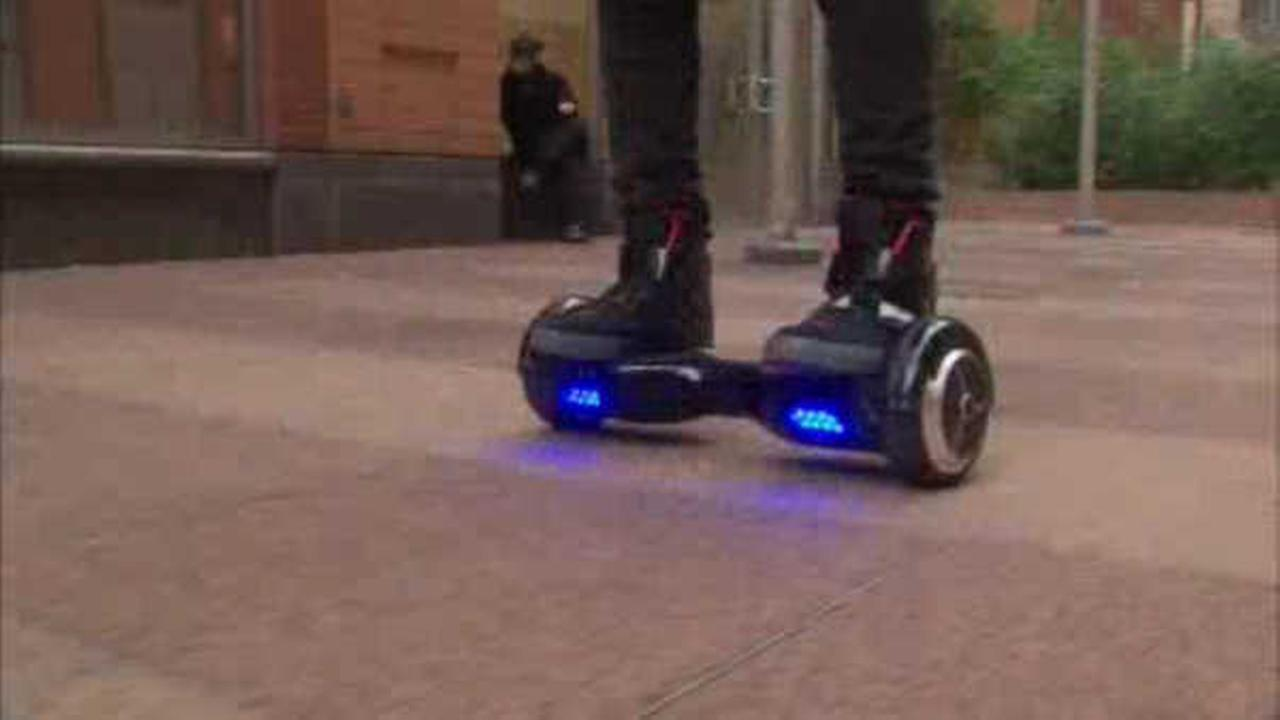Hoverboards to be prohibited on Metrolink trains