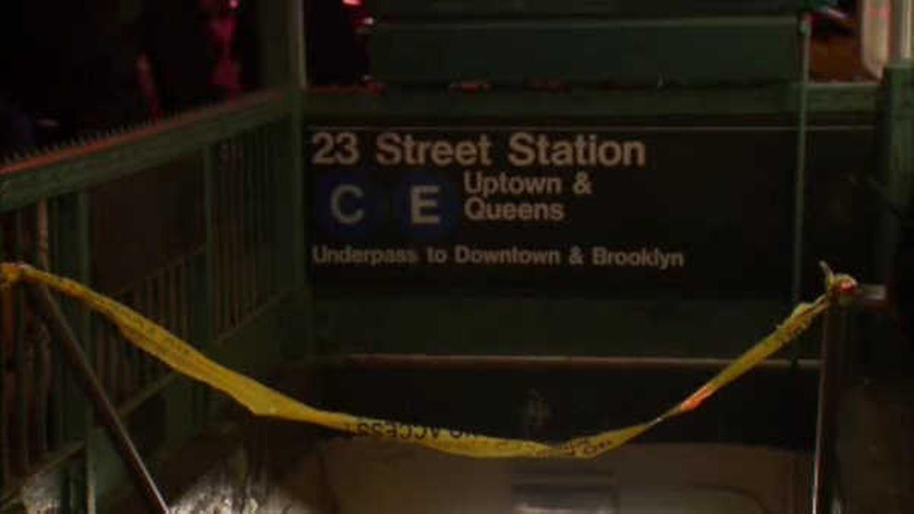 Man taken to hospital after getting hit by subway in Chelsea