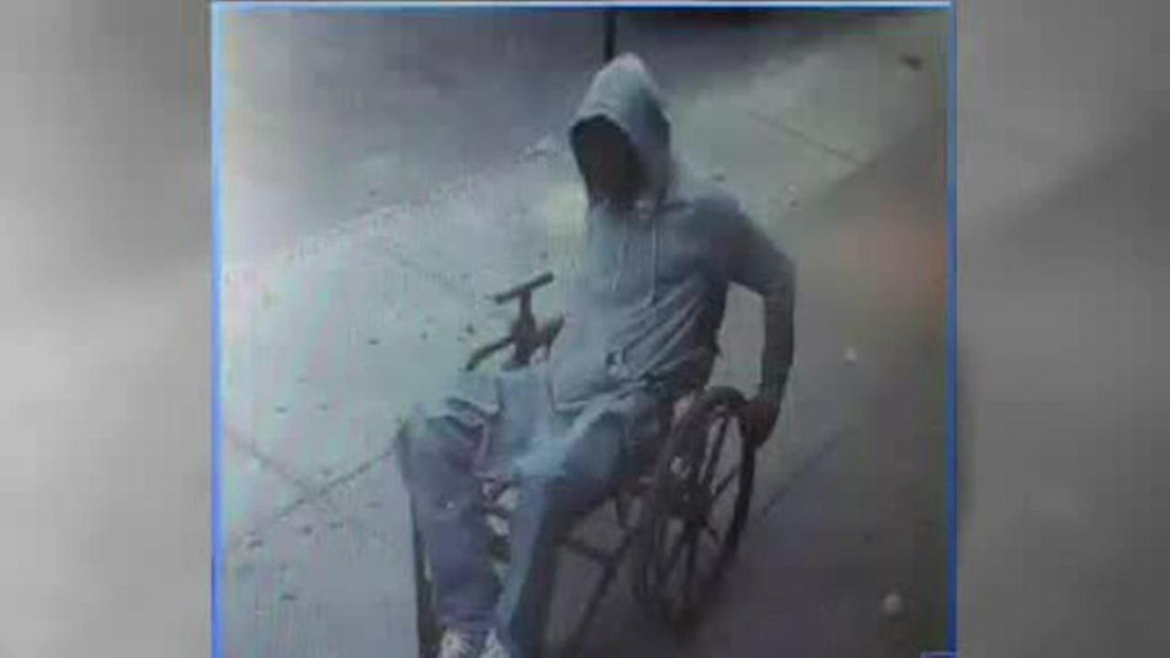 Police say 'Wheelchair Bandit' under arrest again for Queens bank robbery