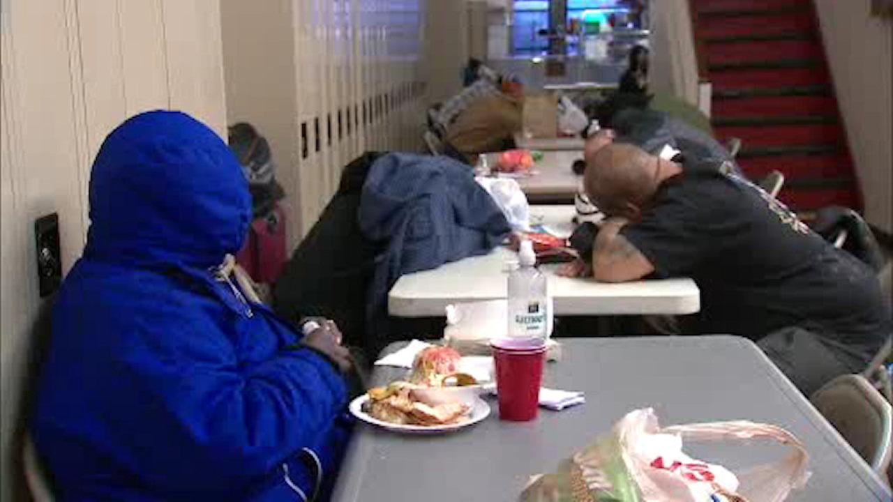 New York City to double the amount of homeless drop-in centers