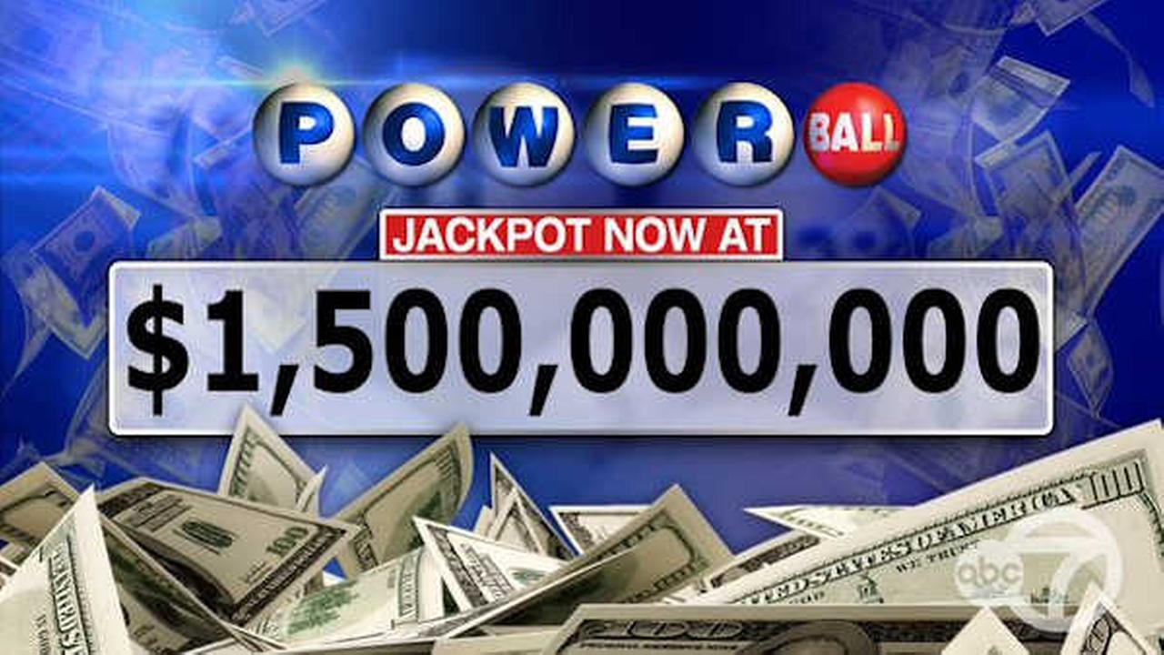 The $1.5 Billion Powerball Jackpot's Wednesday Morning ...