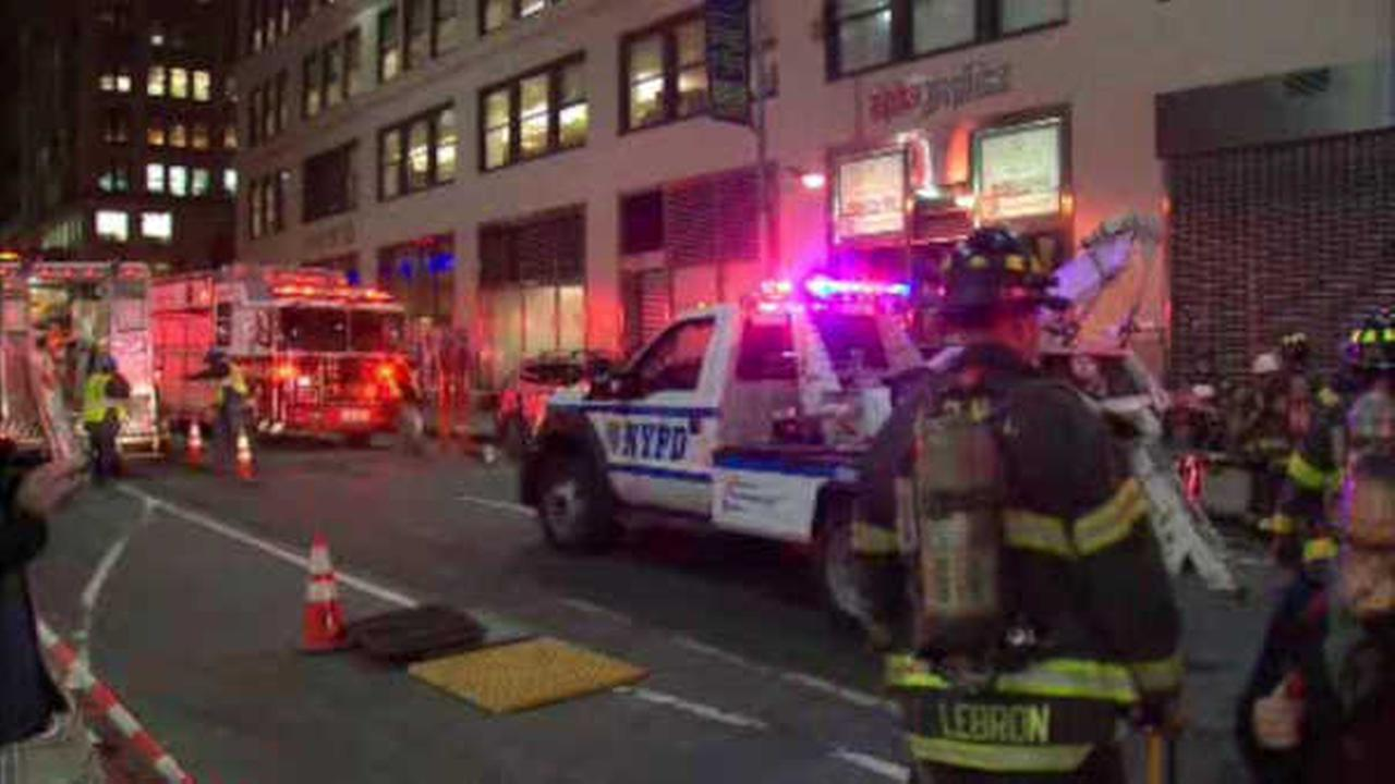 Gas service expected to be restored after Midtown leak