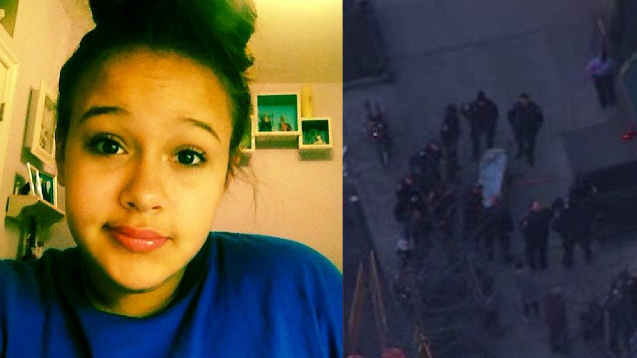 15-year old girl dies after falling from roof in hell's kitchen