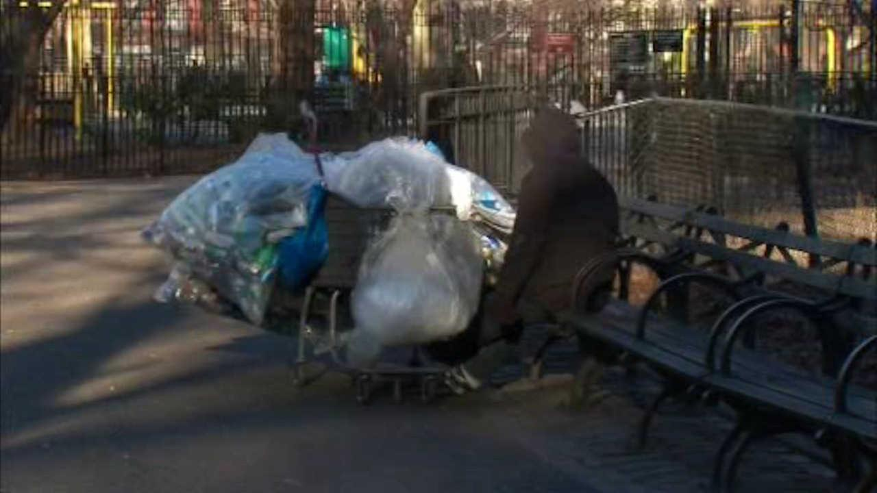 More than 100 NYC homeless people taken to shelters during brutal cold overnight