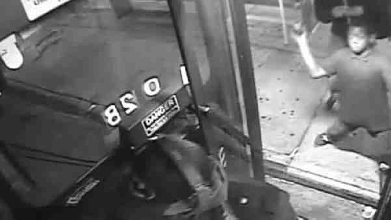 Bronx boy accused of throwing bottle at bus driver surrenders after mom sees video