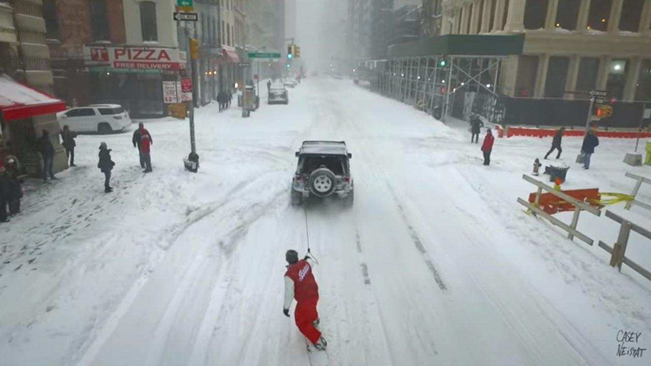 Blizzard for Things to do in nyc during winter