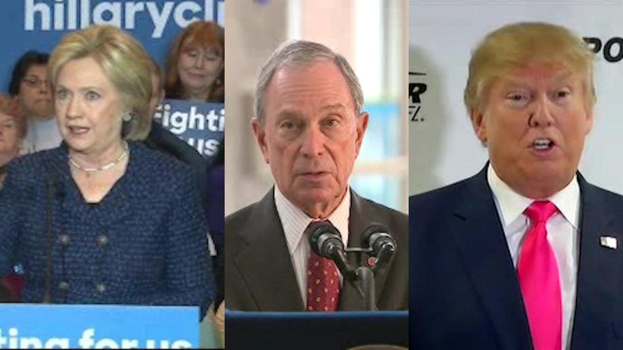 1 week from Iowa: Republicans flaunt endorsements, dismiss Bloomberg