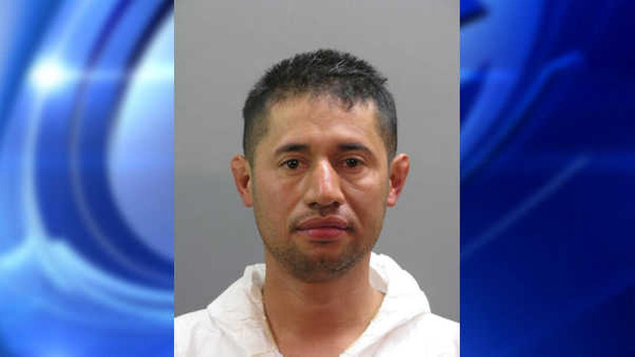 Joel Arquimides Ayala Deras is charged with second-degree murder.