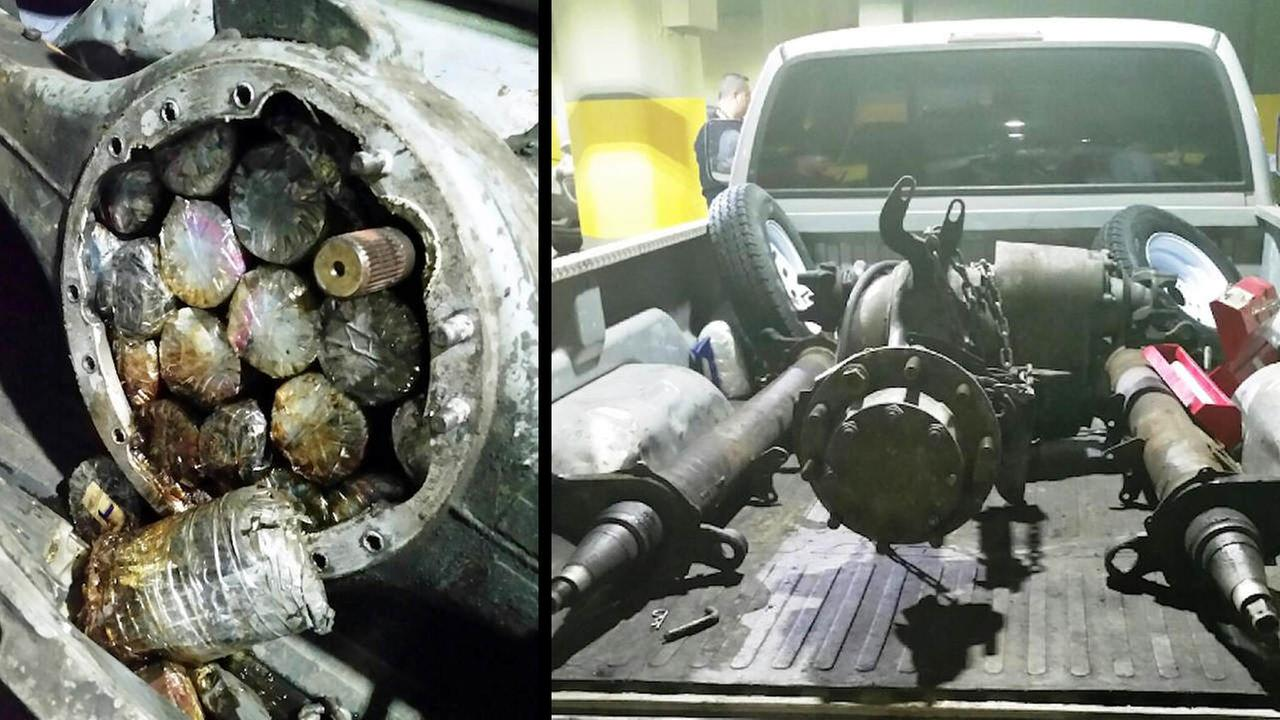 $14 million in heroin found inside truck parts in Elmhurst drug bust