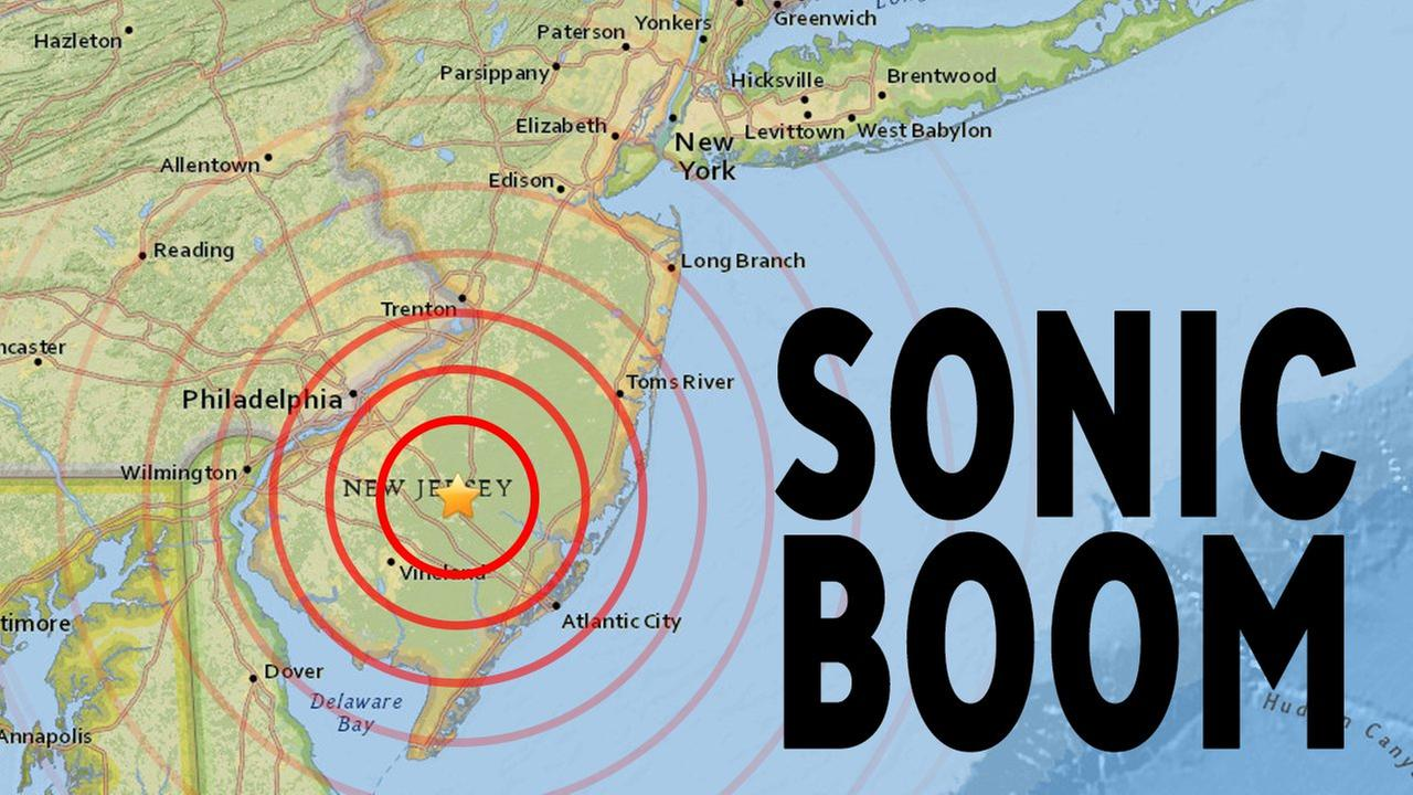 What causes a sonic boom?