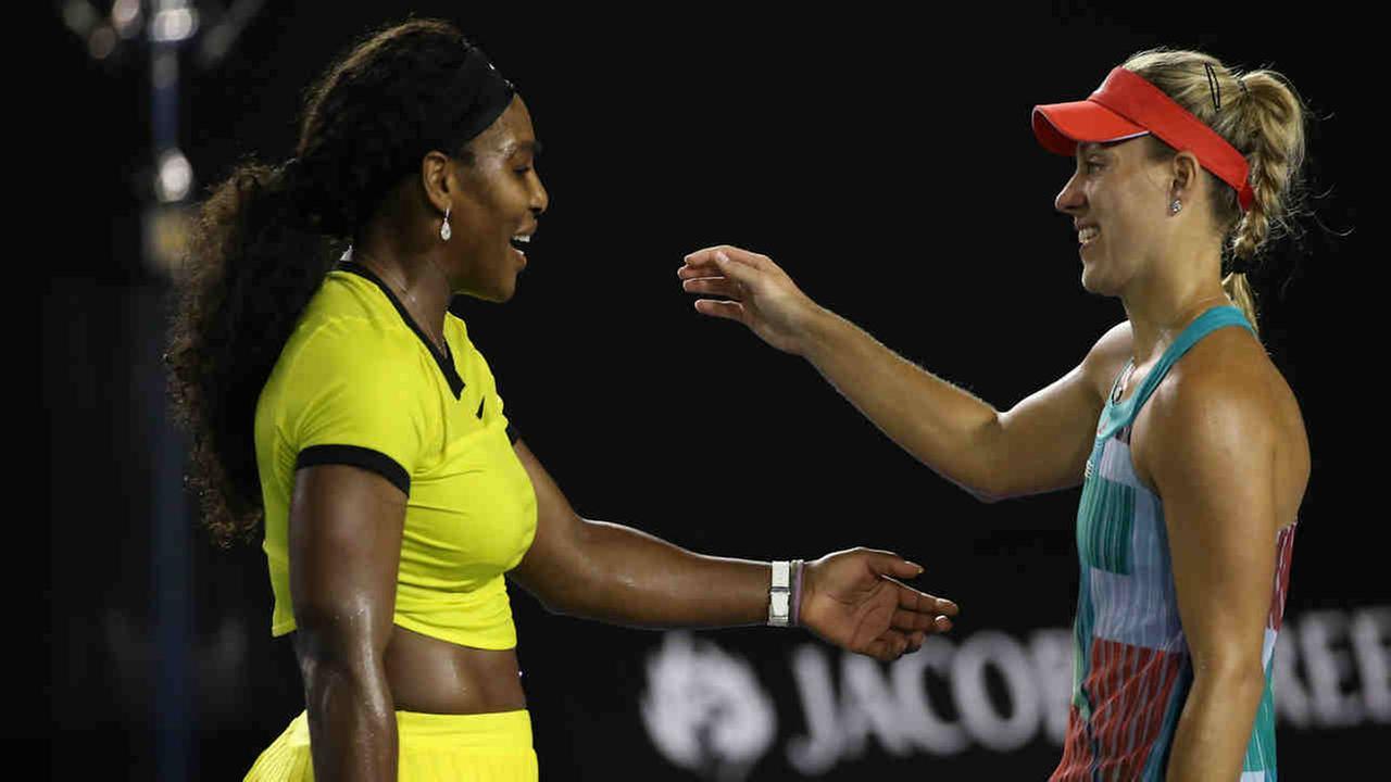 Kerber upsets Serena Williams to win Australian title