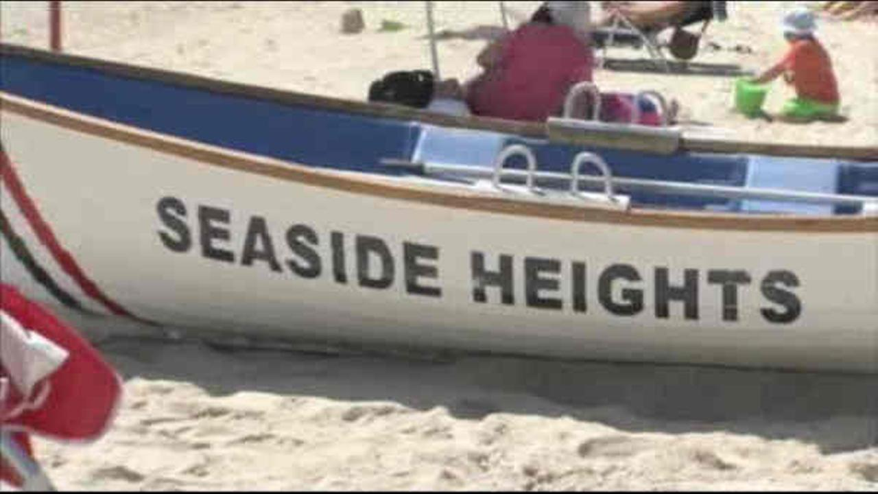 seaside heights beach rescue