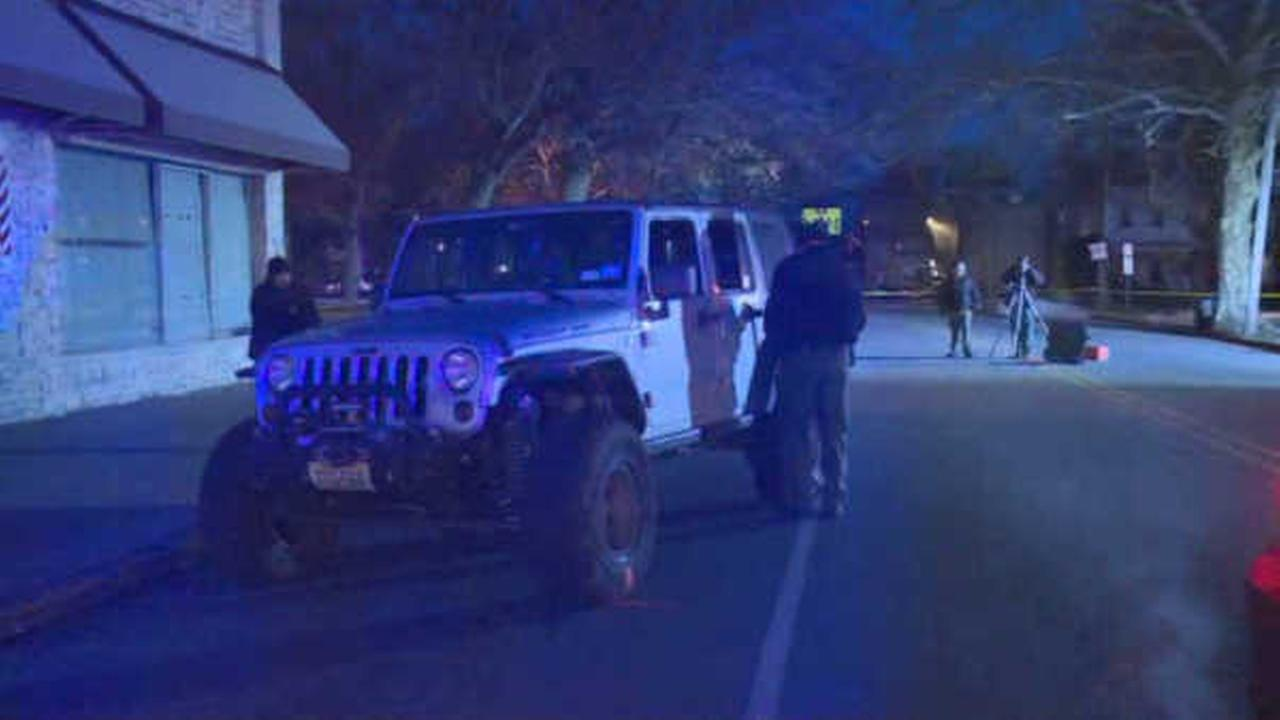 Driver and passenger charged after Dover police officer struck by jeep