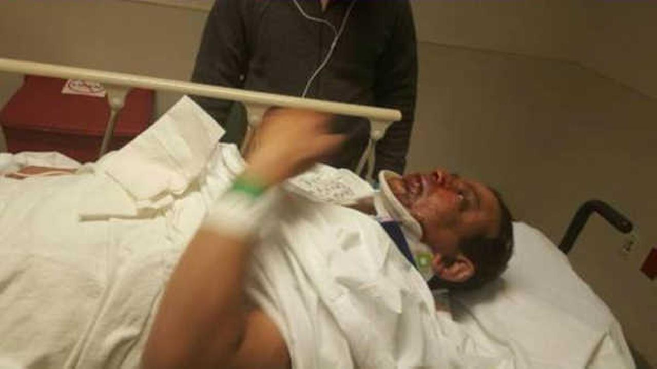 Bronx cab driver beaten, attacked with bottle while on the job