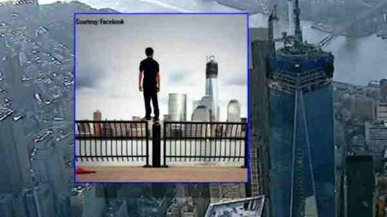 New Jersey teen who climbed One World Trade appears in court