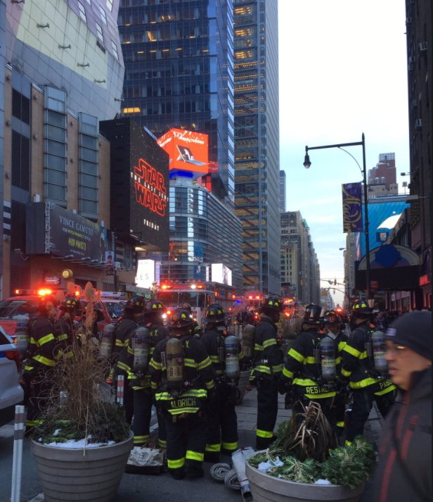<div class='meta'><div class='origin-logo' data-origin='WABC'></div><span class='caption-text' data-credit='Exposed Magazine via Twitter'>Photos from the scene of a pipe bomb explosion at the Port Authority Bus Terminal in Manhattan, New York City.</span></div>