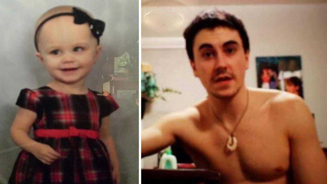 Dad charged with killing missing Syracuse toddler found in harbor