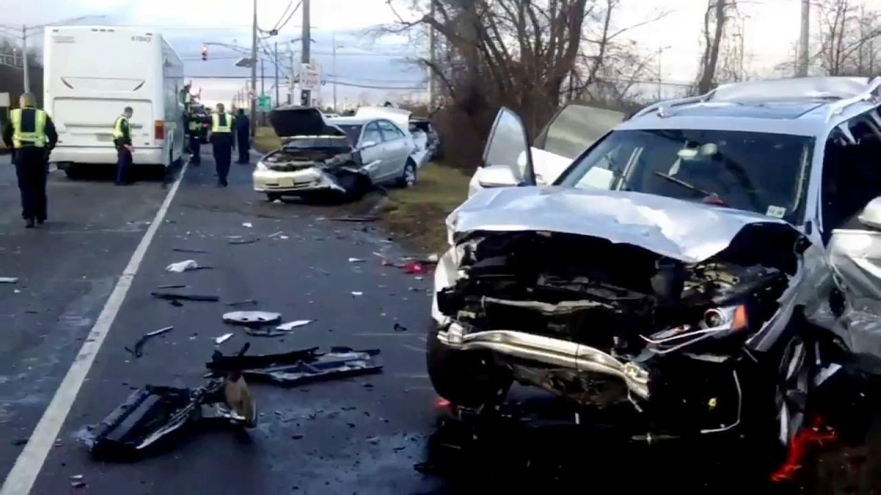 Car Accident Nj Today
