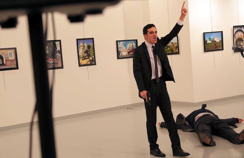 Russian envoy's assassin was Gulenist, says Turkey