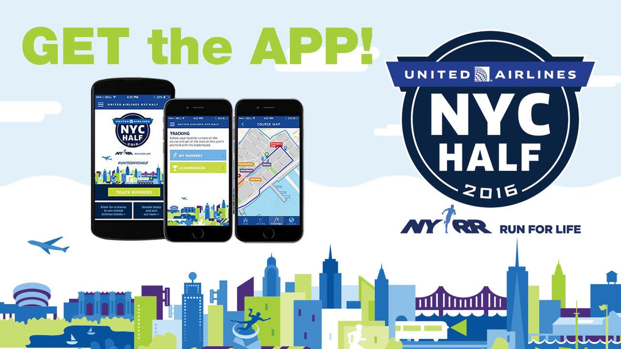 Interesting factoids about the United Airlines NYC Half Marathon