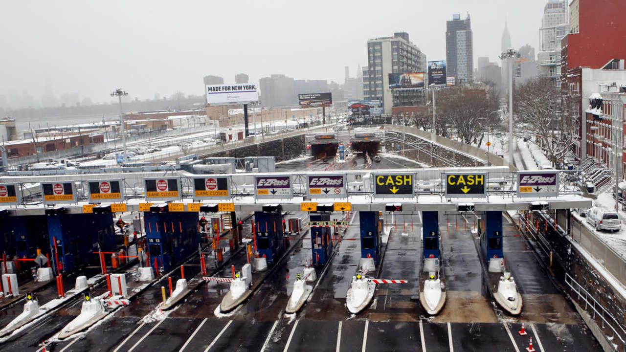 Superstorm Sandy repairs to close Manhattan-bound tube of  Queens-Midtown Tunnel