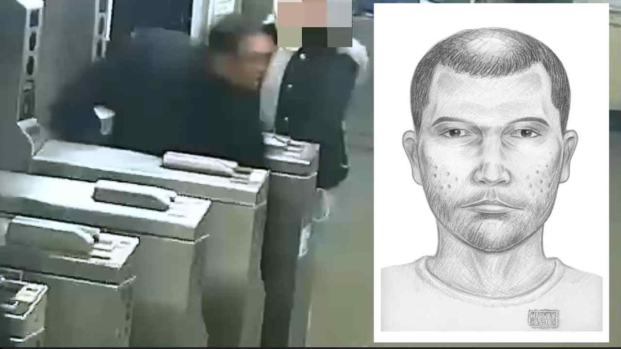 Sketch released of suspect wanted in Queens subway push onto tracks