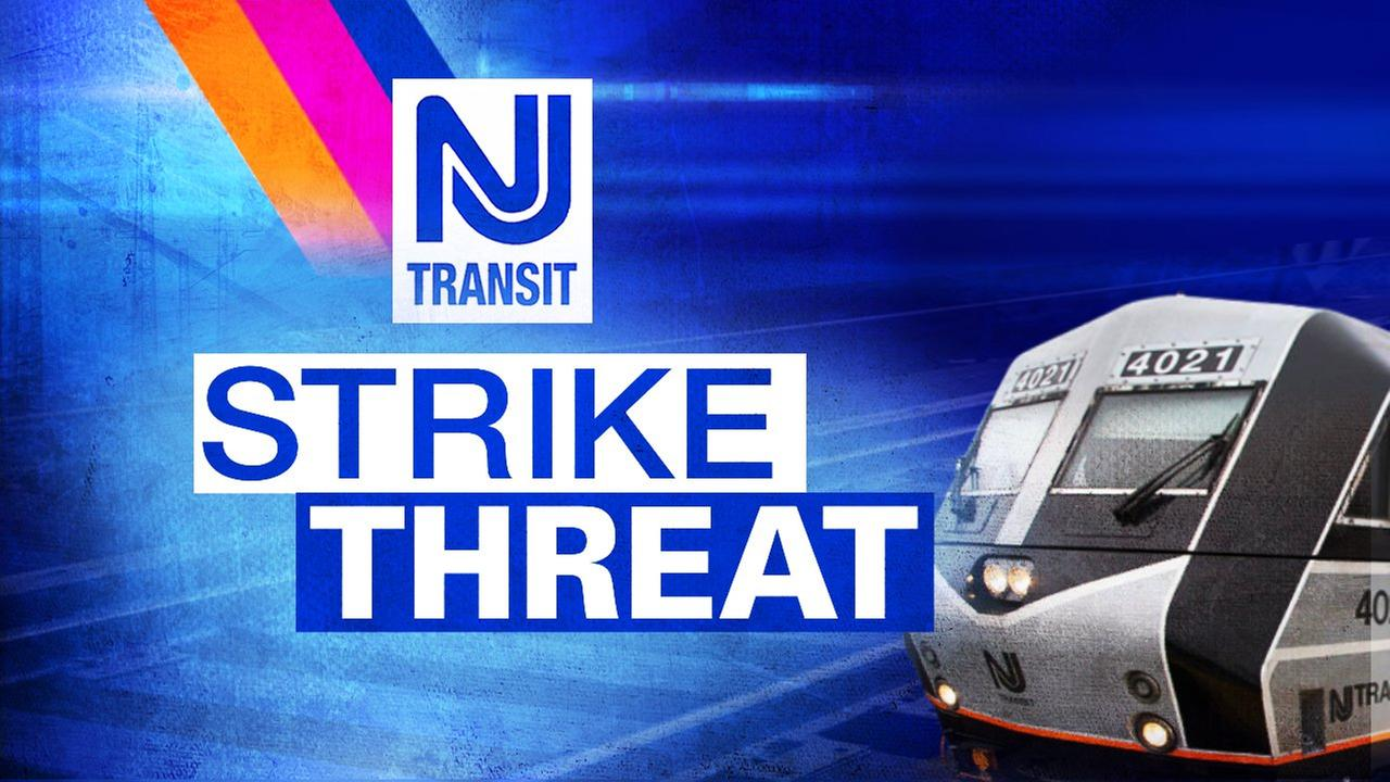 new jersey transit strike threat