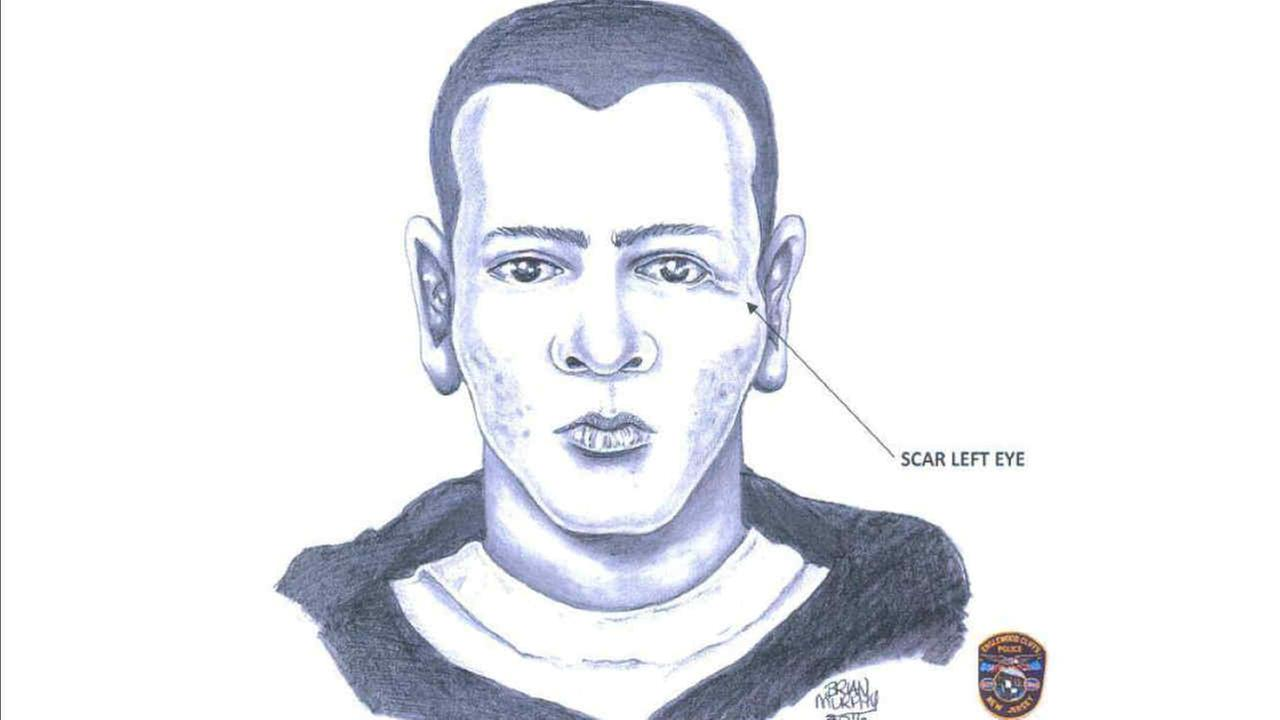 Armed police impersonator pulls woman over in Teaneck; Sketch released