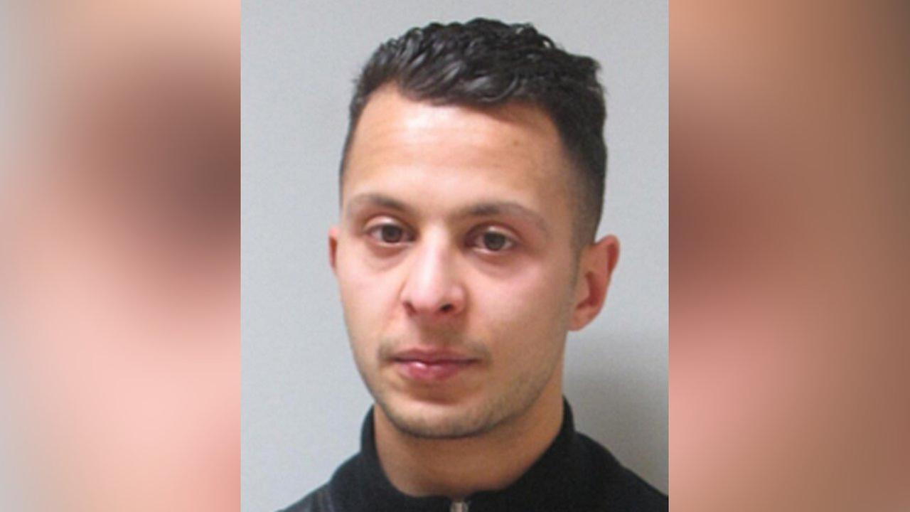 This is a an undated handout image made available by Belgium Federal Police of Salah Abdeslam.