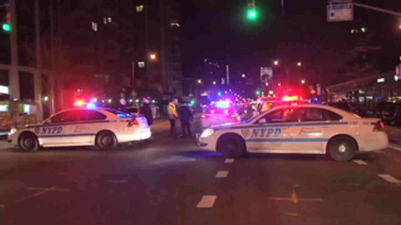 Suspect arrested after woman killed in Manhattan taxi hit and run
