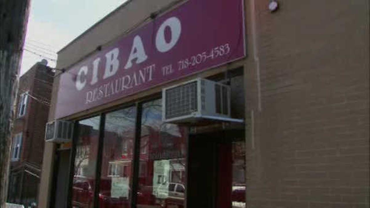 Suspect arrested in machete attack on 3 men outside Queens restaurant