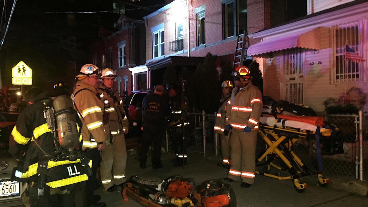 3 dead in Queens fire