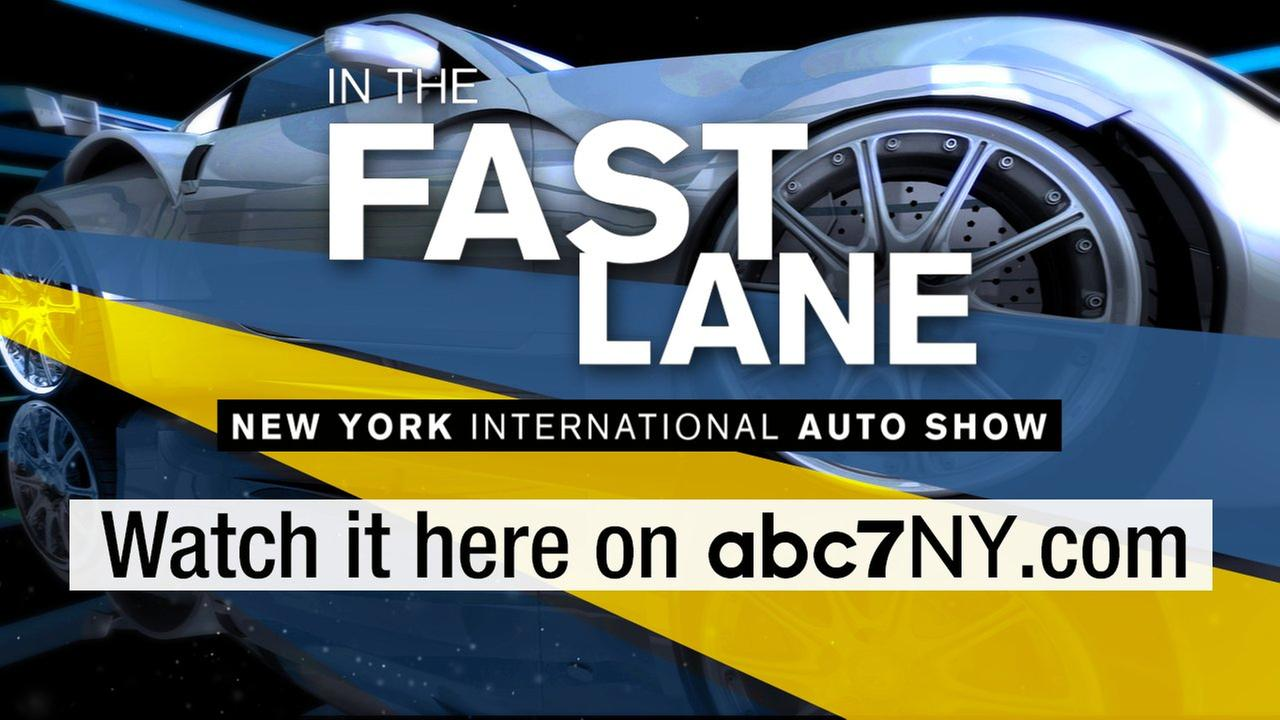 New York International Auto Show at Javits Center: March 25th through April 3rd